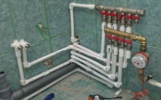 Водопровод из полипропилена своими руками — от выбора труб до монтажа