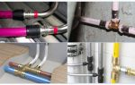 Трубы из сшитого полиэтилена для водоснабжения – особенности, применение и монтаж