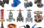 Запорная арматура для трубопроводов, ее виды и классификация
