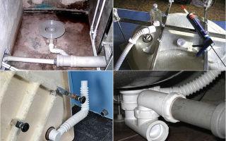Подключение душевой кабины к водопроводу и канализации своими руками