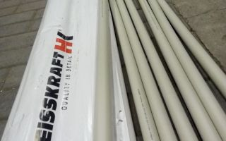Полипропиленовые трубы heisskraft – высокое качество из германии