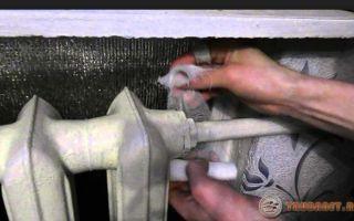 Чем заделать течь в трубе отопления – все способы в одной статье