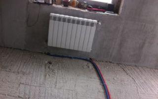 Трубы отопления в полу под стяжку – от выбора материалов до монтажа