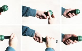 Компрессионные фитинги для полиэтиленовых труб и их применение