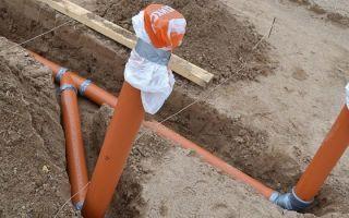 Узнаем, на какую глубину закапывать канализационную трубу