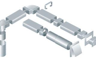Пластиковые трубы для вентиляции – обзор воздуховодов